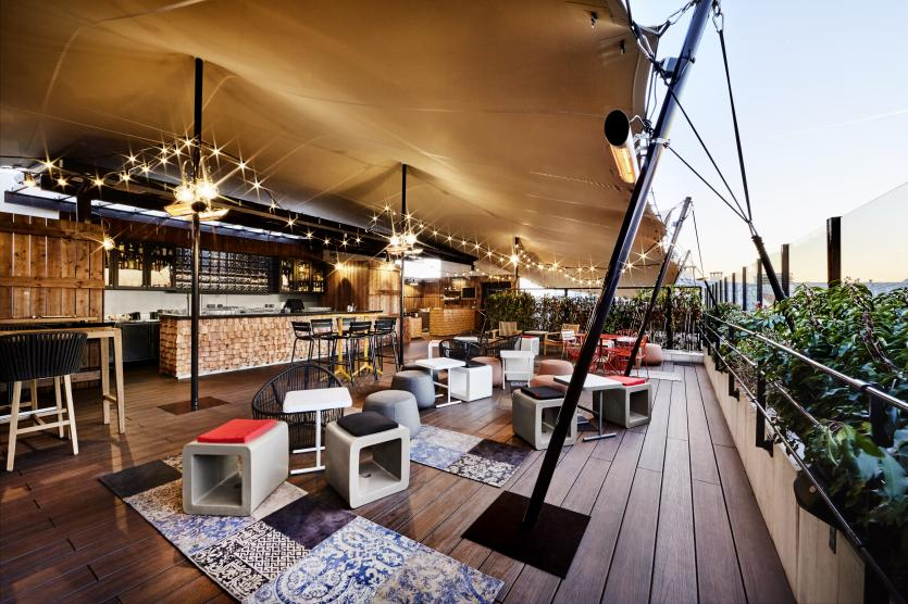 leasyt espace rooftop